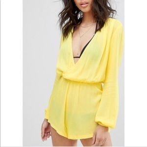 a28fae44c04 ASOS cover up romper American Eagle overalls ...